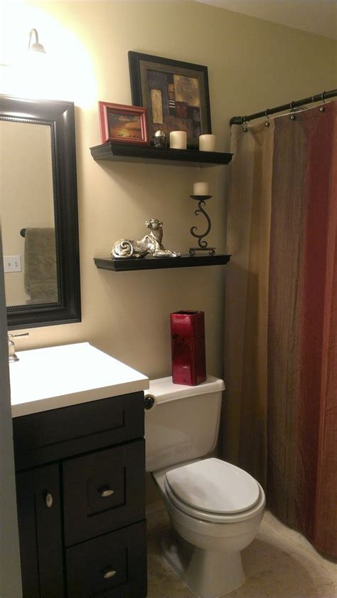 earth tones small bathrooms and earth on pinterest
