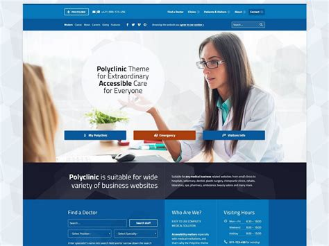 remove theme by webman design polyclinic accessible medical wordpress theme by webman design