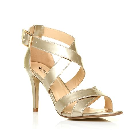 strappy high heel shoes womens peep toe stiletto heels high heel strappy