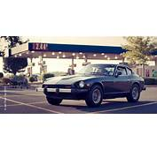 Current Obsession Datsun 280Z  Cool Material
