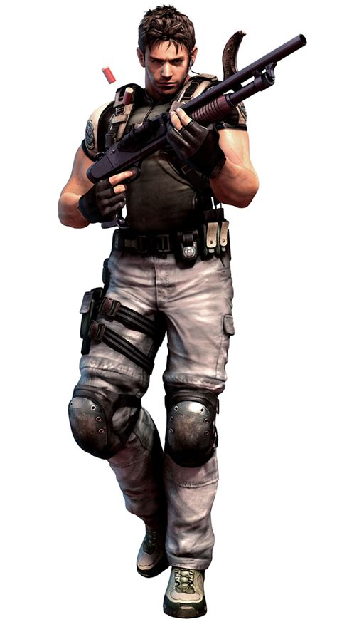 resident evil chris redfield mvc3 resident evil
