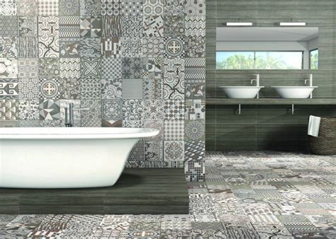 Patchwork Wall Tiles - patchwork grey tiles northern ireland armagh belfast