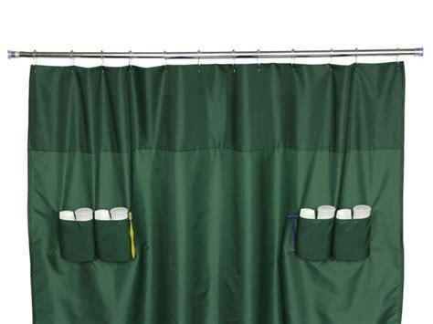 shower curtain storage shower curtain with storage my desired home