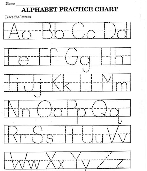 printable name tracing cards free printable letter tracing worksheets for kindergarten