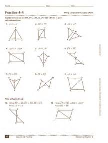 triangles worksheet answers images