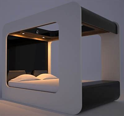bed tech hi tech canopy stay at your bed all day long tuvie