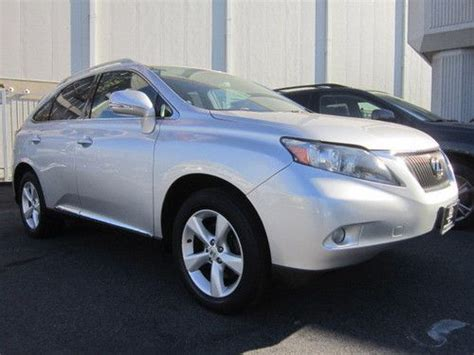Pre Owned Lexus Rx 350 For Sale by Buy Used 2010 Pre Owned Certified Lexus Rx 350 One Owner