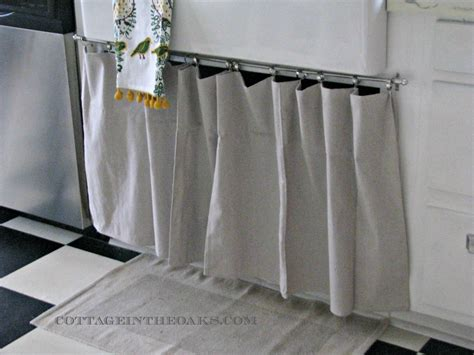 curtains for kitchen cabinets ready made curtains using curtains as doors doors
