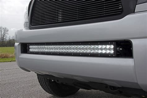 country led light bar install country 30 inch led bumper mounts 70542