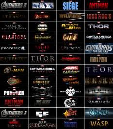 Order To Marvel Marvel Logos Fan Future By Superdude001 On Deviantart