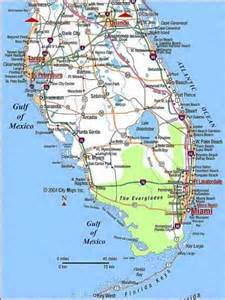 south florida map map of south florida map travel holidaymapq