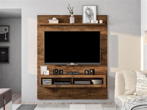 e home painel para tv at 233 60 sense magno 1 prateleira caemmun