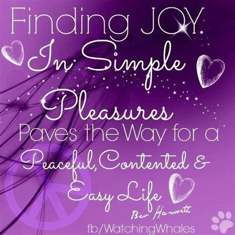 Simple Pleasure simple pleasures quotes quotesgram