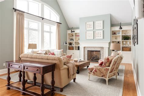Houzz Home Design Decor my houzz traditional home with cottage flair transitional living