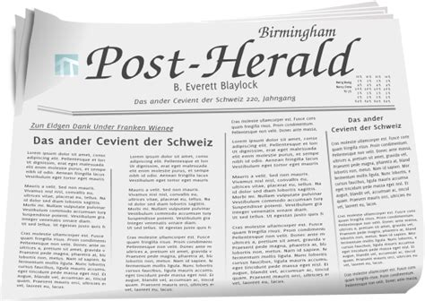 New Media Essay by Free To Use Domain Newspaper Clip