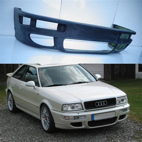 Audi Coupe B4 by Audi 80 B4 Coupe Front Rs2 Style Bumper Spoiler