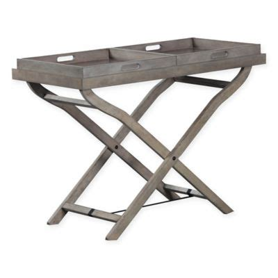 decorative tv tray tables buy folding tray table sets from bed bath beyond