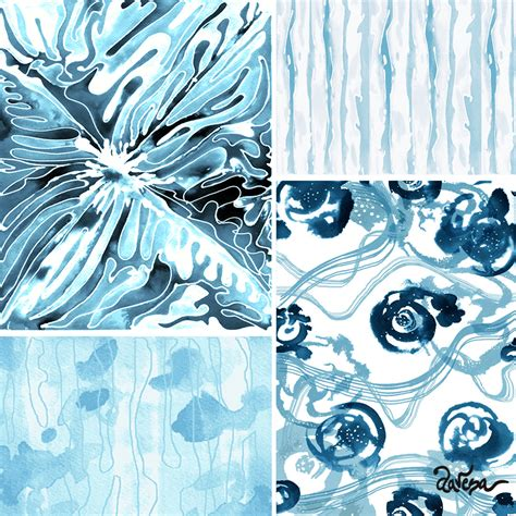 batik pattern for photoshop from the textile design lab chelsea s challenge tidal