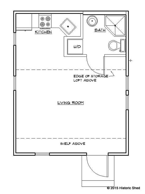 adapted starlet cottage historic shed florida