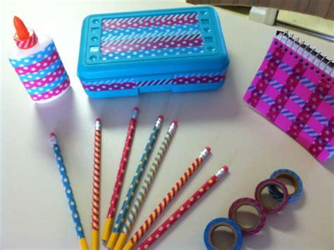 diy school supplies for diy school supply makeover macaroni kid