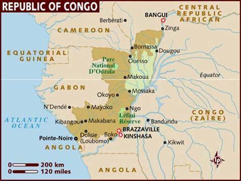 africa map democratic republic of the congo opinions on republic of the congo