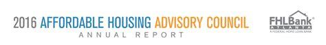 2016 advisory council annual report