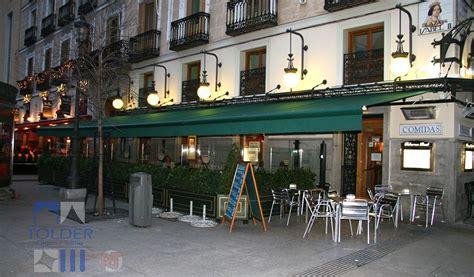 toldos plaza toldos p 233 rgolas y carpas tolder para hosteler 237 a tolder