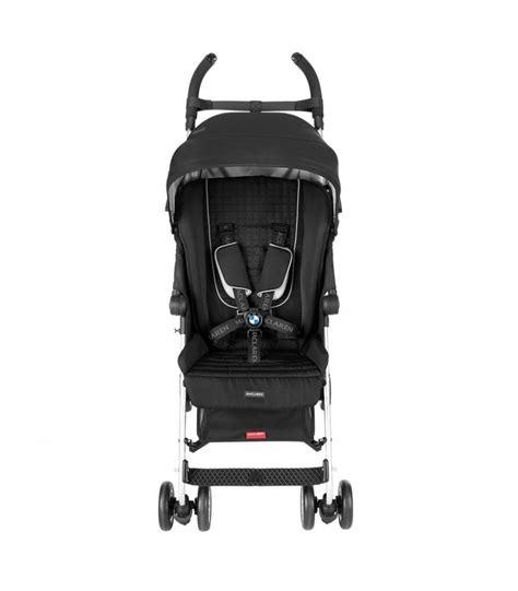 silla maclaren oferta silla de paseo bmw de maclaren estilo y dise 241 o para el beb 233