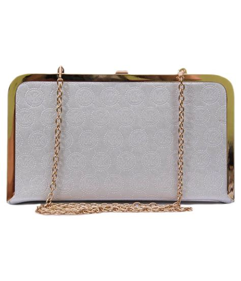 slingbag silver buy enhance silver clasp sling bag at best prices in india