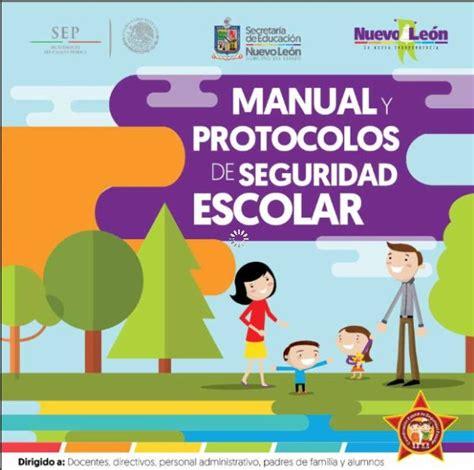 imagenes seguridad escolar manual y protocolos de seguridad escolar material educativo