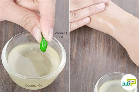 itchy skin coconut how to use vitamin e for hair and skin 15 powerful uses fab how