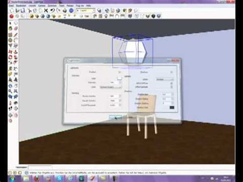 tutorial omni light vray sketchup vray for sketchup omnilight youtube