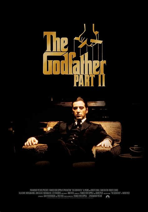film it part 2 the godfather part ii vic s movie den