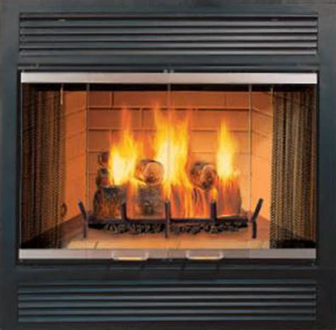 Indoor Wood Burning Fireplace Majestic Sc36a Sovereign Wood Burning Fireplace Modern