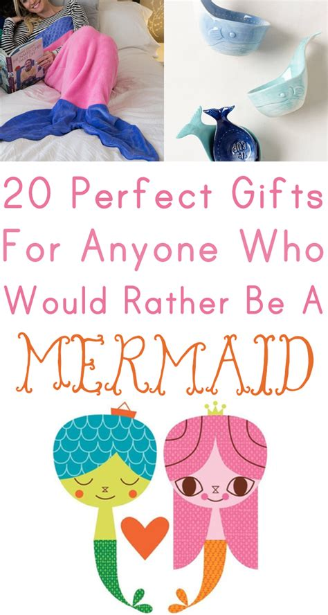 buzzfeed christmas gifts 20 gifts every wannabe mermaid needs to ask for this year
