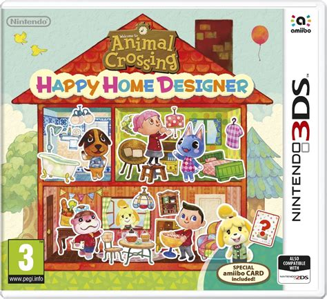 Animal Crossing Home Design Games | overview of europe animal crossing happy home designer