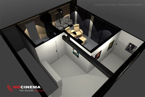 Salle De Cinema Maison 418 by Salle De Cinema Maison Le Concept 07d Une Salle Cin Ma