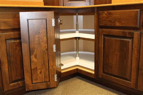 Lazy Susan Cabinet Door Lazy Susans Burrows Cabinets Central Builder Direct Custom Cabinets