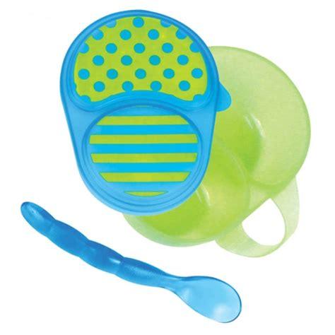 Sendok Sensor Panas Safety Spoon Baby Isi 2 Bpa Free sassy solids feeding bowl with spoon asibayi