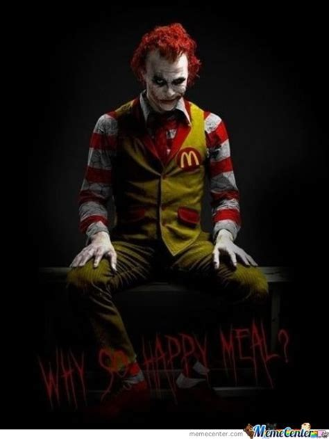 Happy Meal Meme - why so happy meal by mustapan meme center