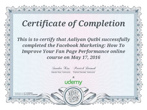 certificate design tutorial how to verify udemy course certificate full tutorial youtube