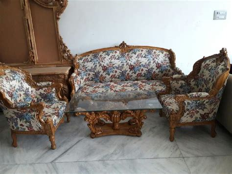 wooden carving sofa set carved sofa set wooden carved sofa set in mumbai