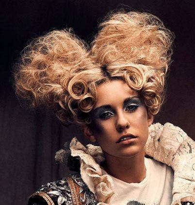 history of avant garde hairstyles garde hairstyles before fantasy hairstyle google search