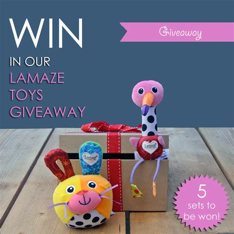 Baby Giveaways 2016 - bank holiday lamaze giveaway the baby box company
