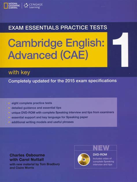 exam essentials practice tests cambridge english advanced