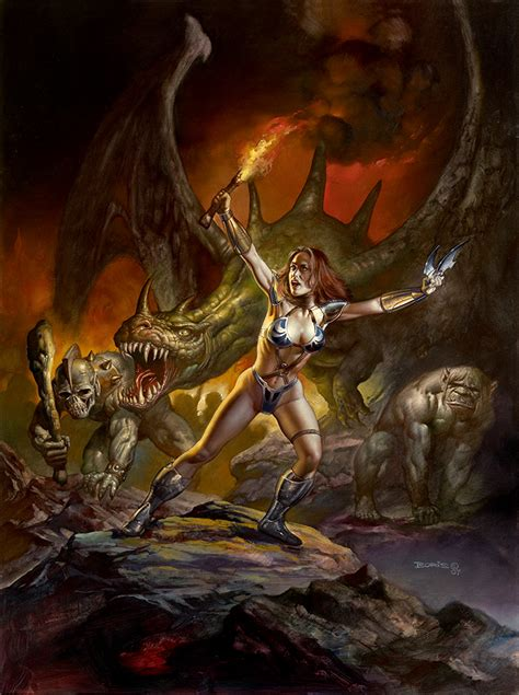 boris vallejo julie leading boris vallejo and julie bell