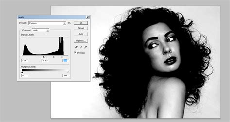 photoshop cs3 tutorial advanced selecting hair cross media advanced hair selection using channels in