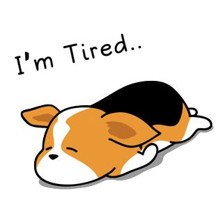 tired clipart tired animated images clipart best