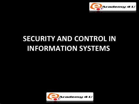 Cyber Security Reddit Mba In Management Information Systems by Security In Management Information System