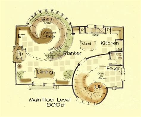 Custom House Floor Plans Castle House Plan Fibonacci Aboveallhouseplans Com